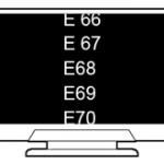 Ошибка E
